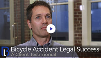 Bicycle Accident Legal success