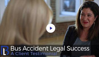 Bus Accident Legal Success