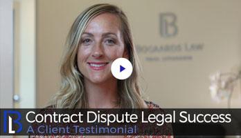 Contract Dispute Legal Success